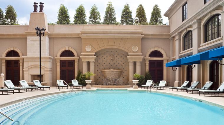 PropertyImage TheStRegisAtlanta Atlanta Hotel Pool 2 CreditStarwoodHotelsandResortsWorldwideInc