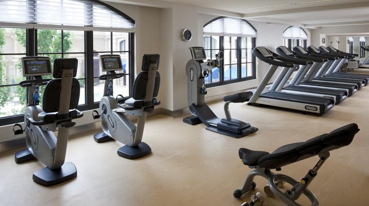 PropertyImage TheStRegisAtlanta Atlanta Hotel PublicSpaces Gym CreditStarwoodHotelsandResortsWorldwideInc
