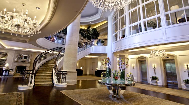 PropertyImage TheStRegisAtlanta Atlanta Hotel PublicSpaces Lobby 1 CreditTheFiveStarTravelCorporation
