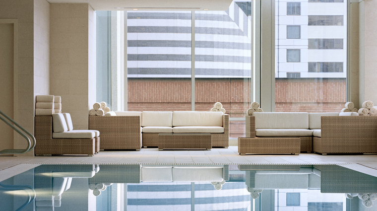 PropertyImage TheStRegisHotel SanFrancisco Spa RemedeSpa Basics PoolLounge CreditStarwoodHotelsResortsWorldwide