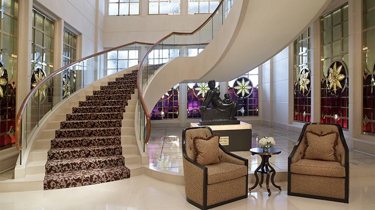 PropertyImage TheStRegisSingapore Hotel PublicSpaces Lobby CreditStarwoodHotelsandResortsWordlwideInc