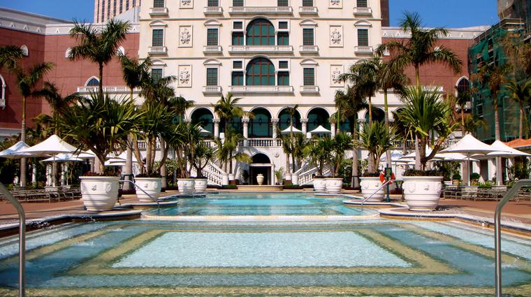 PropertyImage TheVenetianMacacoResortHotel Hotel Pool CreditTheVenetianMacao