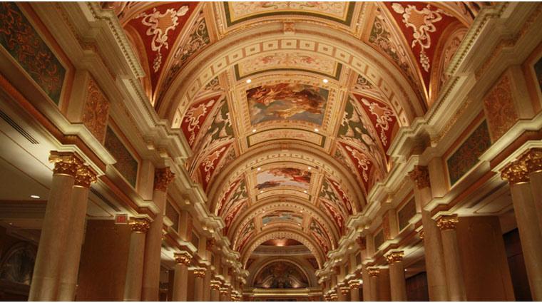 PropertyImage TheVenetian LasVegas Hotel InteriorPublicSpaces FrontDesk 1 CreditTheFiveStarTravelCorporation
