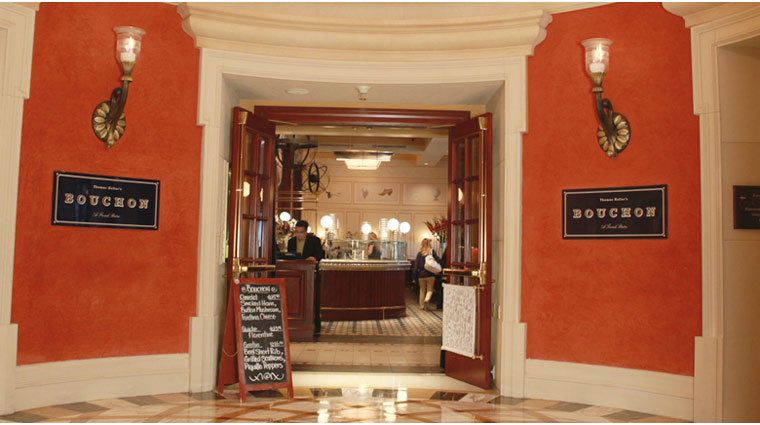 PropertyImage TheVenetian LasVegas Restaurant Bouchon Style Entrance CreditTheFiveStarTravelCorporation