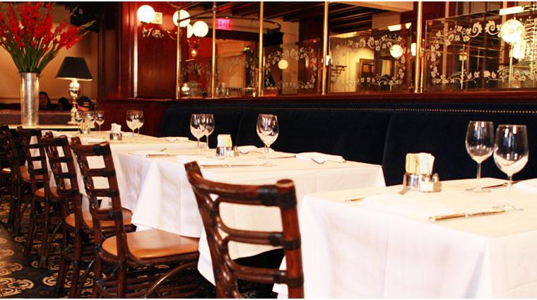 PropertyImage TheVenetian LasVegas Restaurant Bouchon Style TableSetting CreditTheFiveStarTravelCorporation