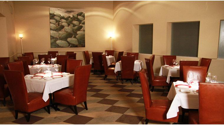 PropertyImage TheVenetian LasVegas Restaurant DelmonicoSteakhouse Style Interior 3 CreditTheFiveStarTravelCorporation