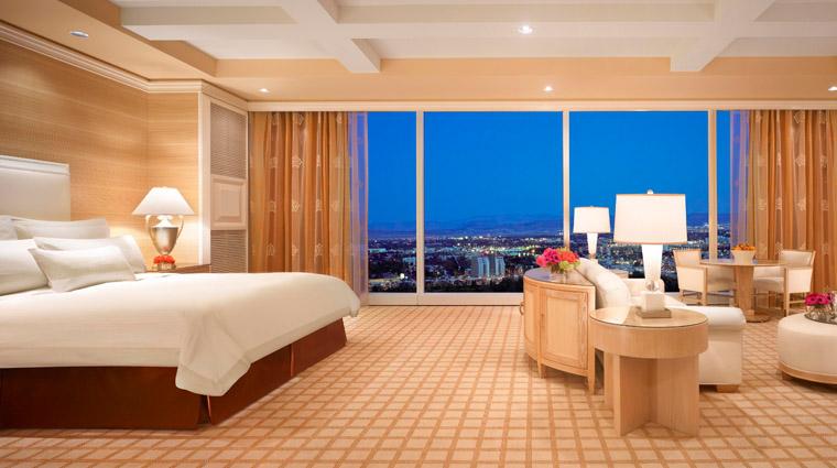 PropertyImage TowerSuitesatWynn LasVegas Hotel GuestroomSuites ExecutiveSuite CreditWynnResortsHoldingsLLC