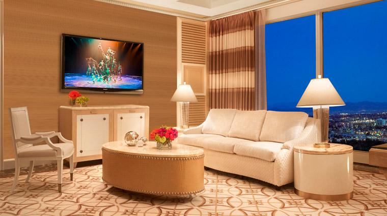 PropertyImage TowerSuitesatWynn LasVegas Hotel GuestroomSuites TowerRm Interior 2 CreditWynnResortsHoldingsLLC