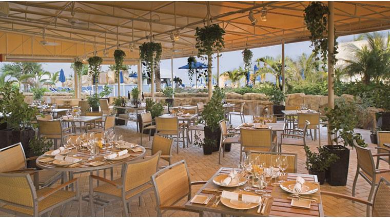 PropertyImage TrumpInternationalBeachResort Miami Restaurant Neomis Style TerraceDining CreditTrumpInternationalBeachResort