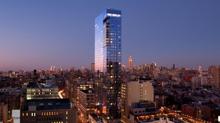 PropertyImage TrumpSoHo NewYork Hotel Exterior Skyline CreditTrumpSoHoHotel