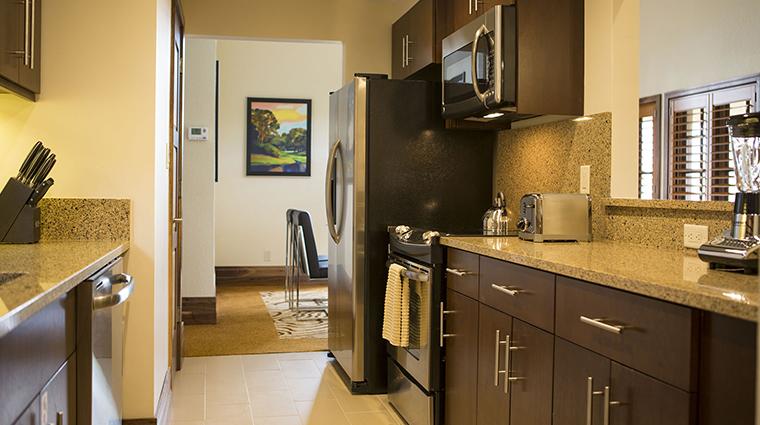 PropertyImage VillasofGrandCypress Hotel GuestroomandsSuites VillaKitchen CreditBenchmarkHospitalityInternational