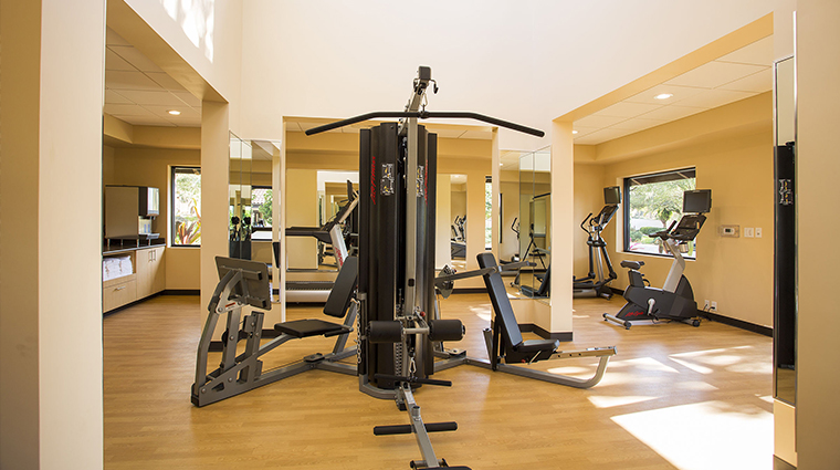 PropertyImage VillasofGrandCypress Hotel PublicSpaces FitnessCenter CreditBenchmarkHospitalityInternational