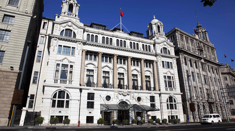 PropertyImage WaldorfAstoriaShanghaiOnTheBund Shanghai Hotel Exterior 2 CreditHiltonWorldwide