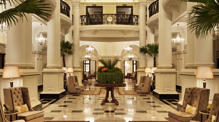 PropertyImage WaldorfAstoriaShanghaiOnTheBund Shanghai Hotel PublicSpaces Lobby CreditHiltonWorldwide