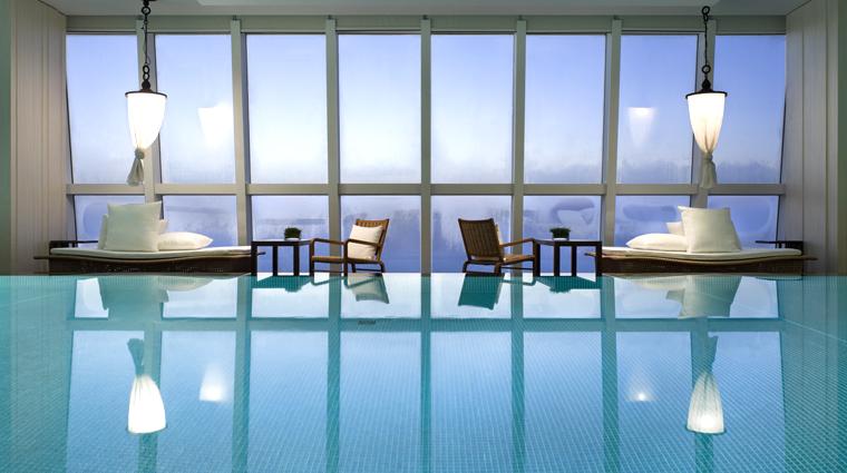 PropertyImage WatersEdgeShanghai Shanghai Spa Basics InfinitePool 2 CreditHyattCorporation
