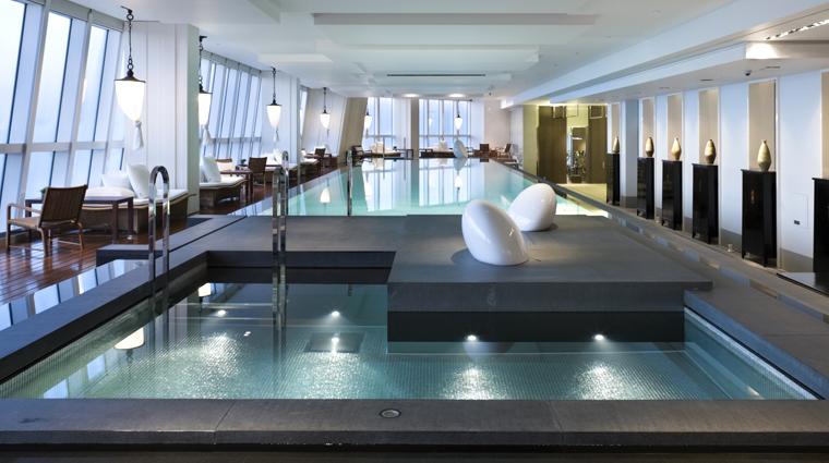 PropertyImage WatersEdgeShanghai Shanghai Spa Basics InfinitePool 3 CreditHyattCorporation