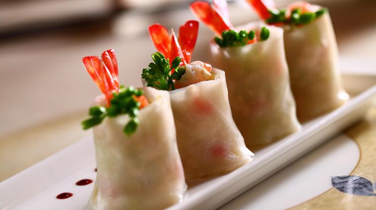 PropertyImage WeiJingGe Shanghai Restaurant Food 3 CreditHiltonWorldwide