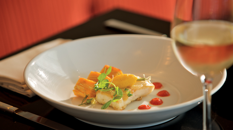 PropertyImage WestendBistro Restaurant Food Fish CreditTheRitzCarltonHotelCompanyLLC