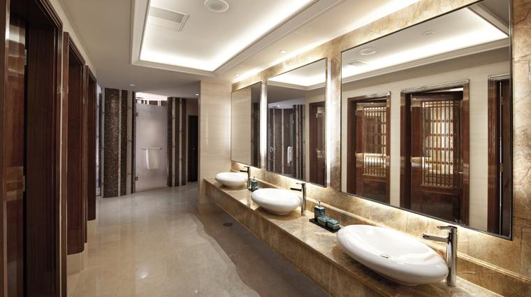 PropertyImage WillowStreamSpaatFairmontPeaceHotel Shanghai Spa Basics SpaFacilities CreditFairmontPeaceHotelVFMLeonardoInc