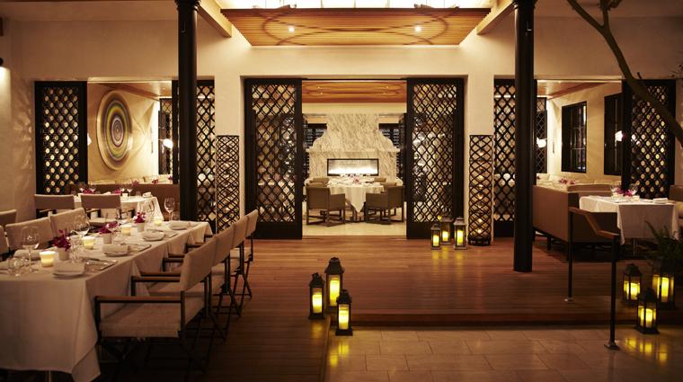 PropertyImage WolfgangPuckatHotelBelAir LosAngeles Restaurant Style Interior 1 CreditDorchesterCollection