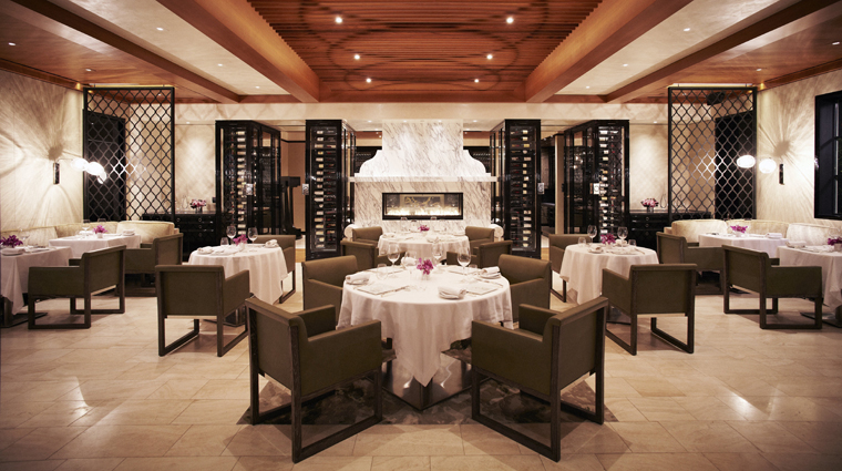 Wolfgang Puck At Hotel Bel Air Los Angeles Restaurants United States Forbes Travel Guide