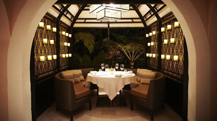 PropertyImage WolfgangPuckatHotelBelAir LosAngeles Restaurant Style Interior 3 CreditDorchesterCollection