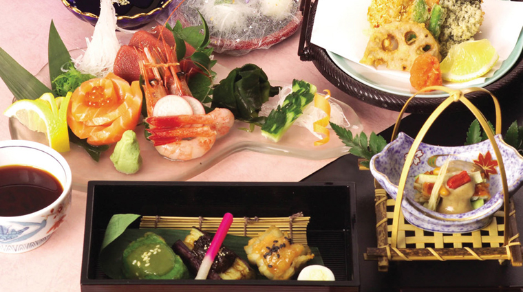 PropertyImage Yamazato Shanghai Restaurant Food 2 CreditOkuraGardenHotelShanghai