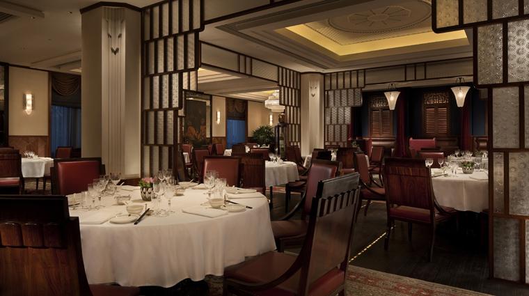 PropertyImage YiLongCourt Shanghai Restaurant Style MainDiningRoom CreditTheHongkongandShanghaiHotelsLimited