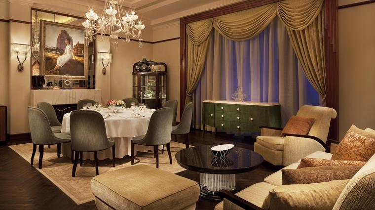 PropertyImage YiLongCourt Shanghai Restaurant Style PrivateDiningRoom 1 CreditTheHongkongandShanghaiHotelsLimited