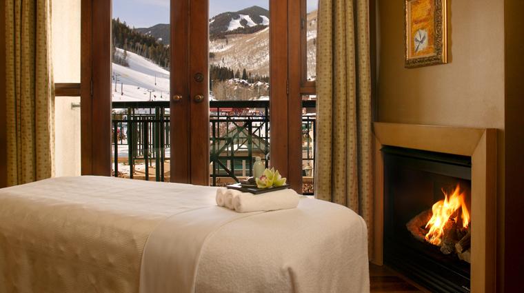 Property AllegriaSpaParkHyattBeaverCreek Colorado Spa Treatment creditAllegriaSpaParkHyattBeaverCreek