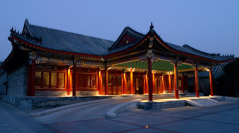 Property AmanAtSummerPalace Beijing Hotel Exterior creditAmanAtSummerPalace