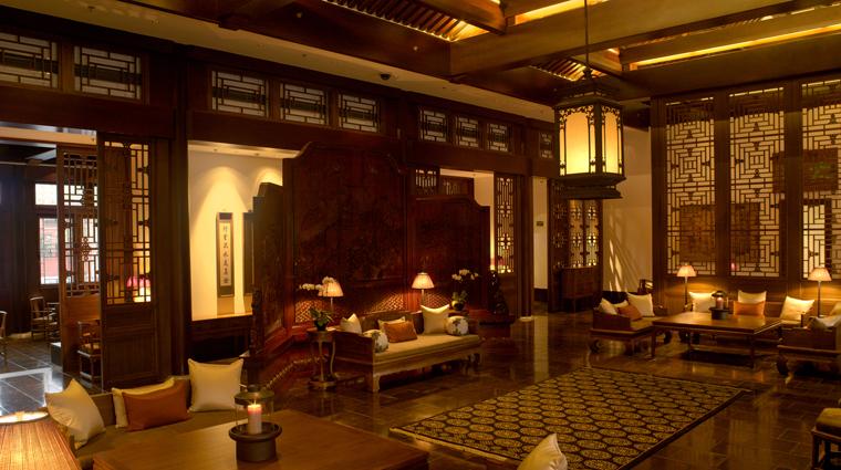 Property AmanAtSummerPalace Beijing Hotel Interior Lobby creditAmanAtSummerPalace