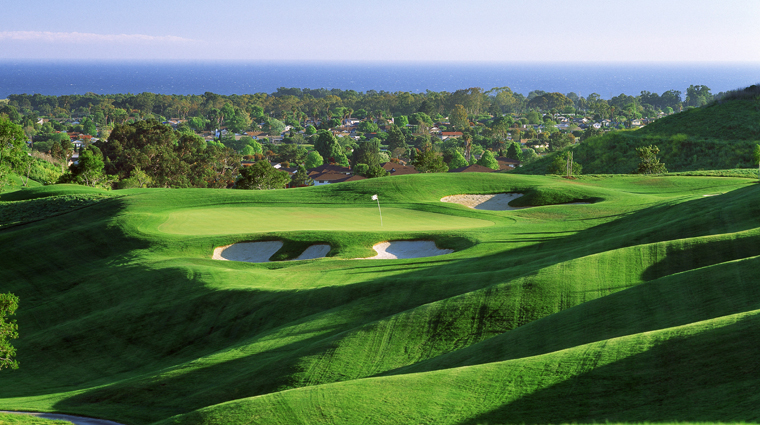Property BacaraResortAndSpa SantaBarbara Hotel Activities Golf creditBacaraResortAndSpa
