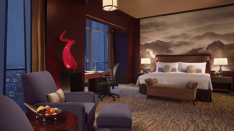 Property ChinaWorldSummitWing Beijing Hotel Guestroom GrandPremierRm creditShangriLaInternationalHotelManagementLtd