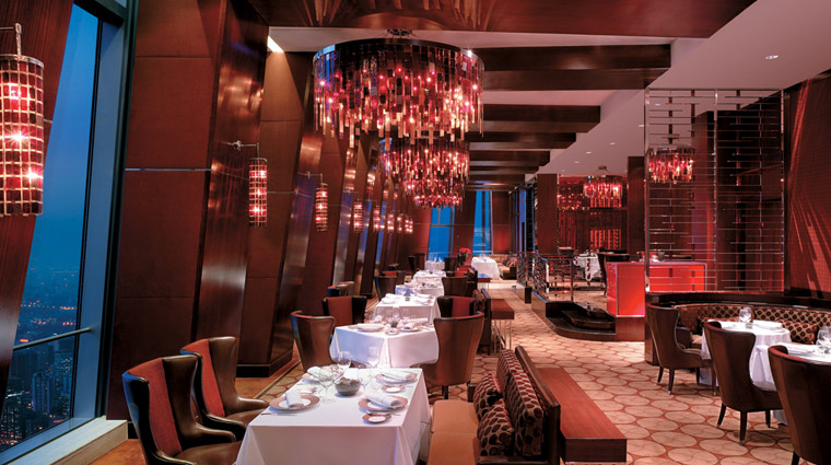 Property ChinaWorldSummitWing Beijing Restaurant Grill79 Interior creditShangriLaInternationalHotelManagementLtd