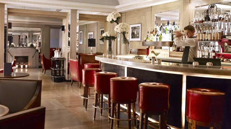 Property Claridges 3 Hotel BarLounge ClaridgesBar CreditMaybourneHotelGroup