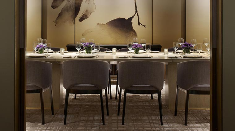 Property Clement Restaurant Dining PrivateDiningRoom CreditThePeninsulaHotels
