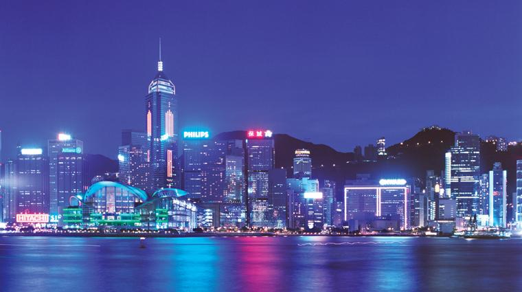 Property ConradHongKong HongKong Hotel Exterior creditConradHongKong
