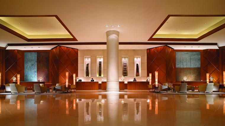 Property FairmontSingapore Singapore Hotel Lobby creditFairmontSingapore