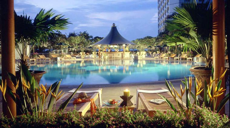 Property FairmontSingapore Singapore Hotel Pool creditFairmontSingapore