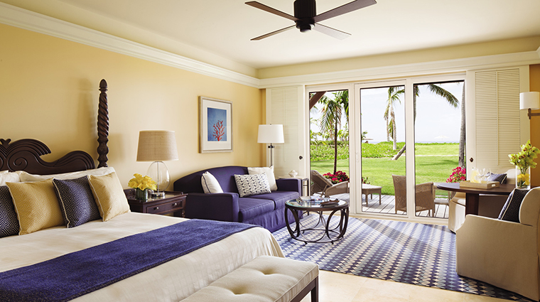 Property FourSeasonsResortNevis Hotel GuestroomSuites OceanviewRoom CreditFourSeasonsHotelLimited