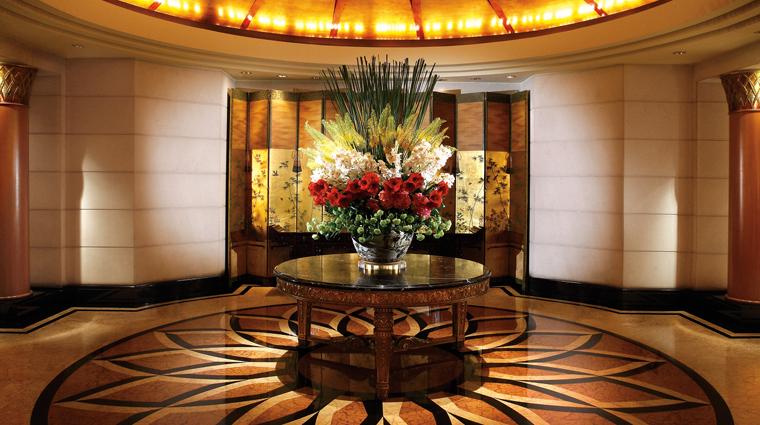 Property FourSeasonsSingapore Singapore Hotel Lobby creditFourSeasonsSingapore
