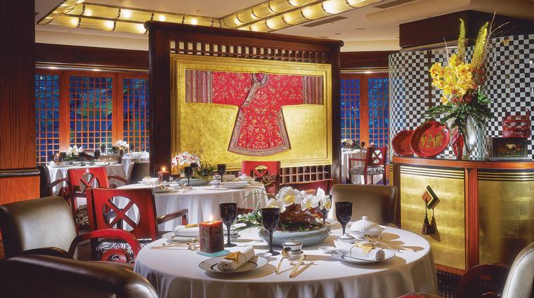Property FourSeasonsSingapore Singapore Restaurant Jiang Nan Chun creditFourSeasonsSingapore