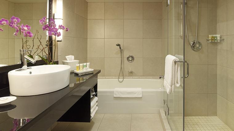 Property HotelNikkoSanFrancisco Hotel GuestroomSuite Guestroom Bathroom Credit HotelNikkoSanFrancisco
