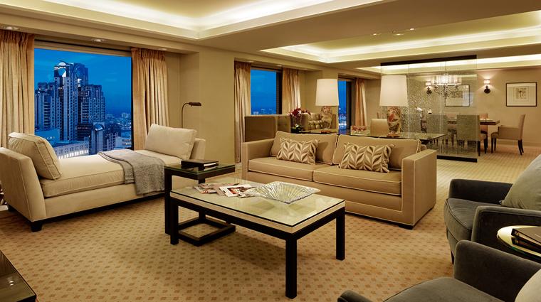 Property HotelNikkoSanFrancisco Hotel GuestroomSuite ImperialSuite LivingRoom Credit HotelNikkoSanFrancisco