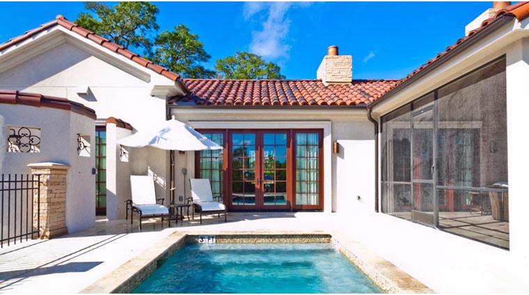 Property InnAtDosBrisas Texas Hotel Pool6 creditFiveStarTravelCorporation