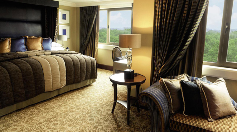 Property InterContinentalLondonParkLane 3 Hotel GuestroomsSuites GuestRoomSuite CreditInterContinentalHotelGroup