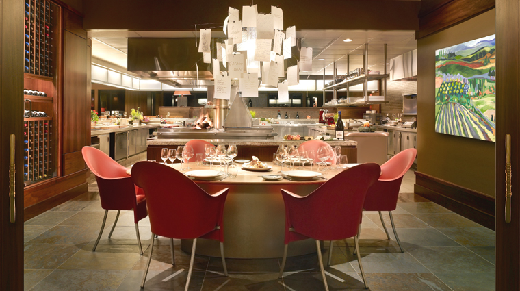 Property JORYatTheAllisonInn Restaurant Style ChefsTable CreditTheAllisonInnandSpa