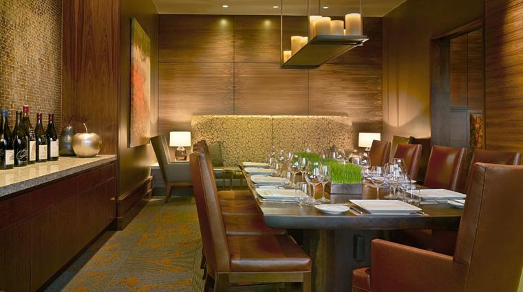 Property JORYatTheAllisonInn Restaurant Style PrivateDiningRoom CreditTheAllisonInnandSpa