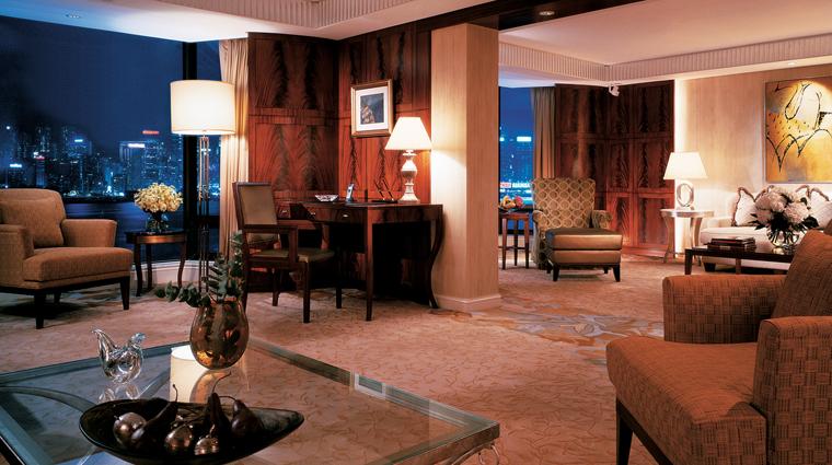 Property KowloonShangriLa HongKong Hotel Suite creditKowloonShangriLa